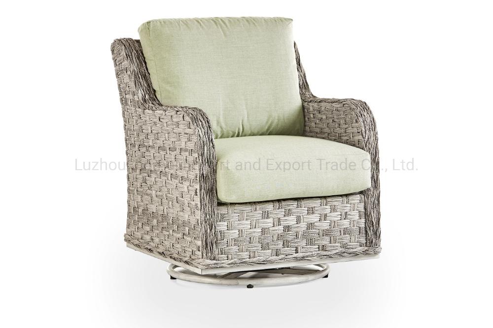 China Outdoor Rattan Furniture Knock
