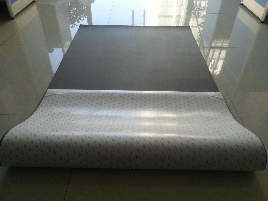 China High Temperature Resistant Silicone Sponge Rubber