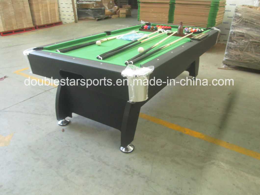 China Game Room PRO Deluxe 6FT طاولة بليارد بلياردو