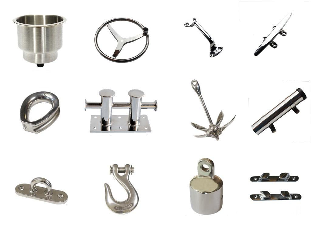 China Marine Accessories-Italian Type Wire Rope Thimble - China ...