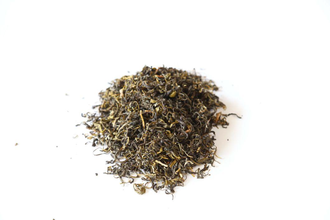 China Green Tea Milk Mao Feng Milk Flavor Tea - China Tea