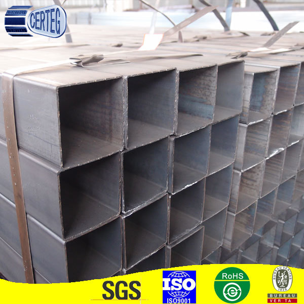 Mild Steel Galvanized Rectangular Pipe From Factory