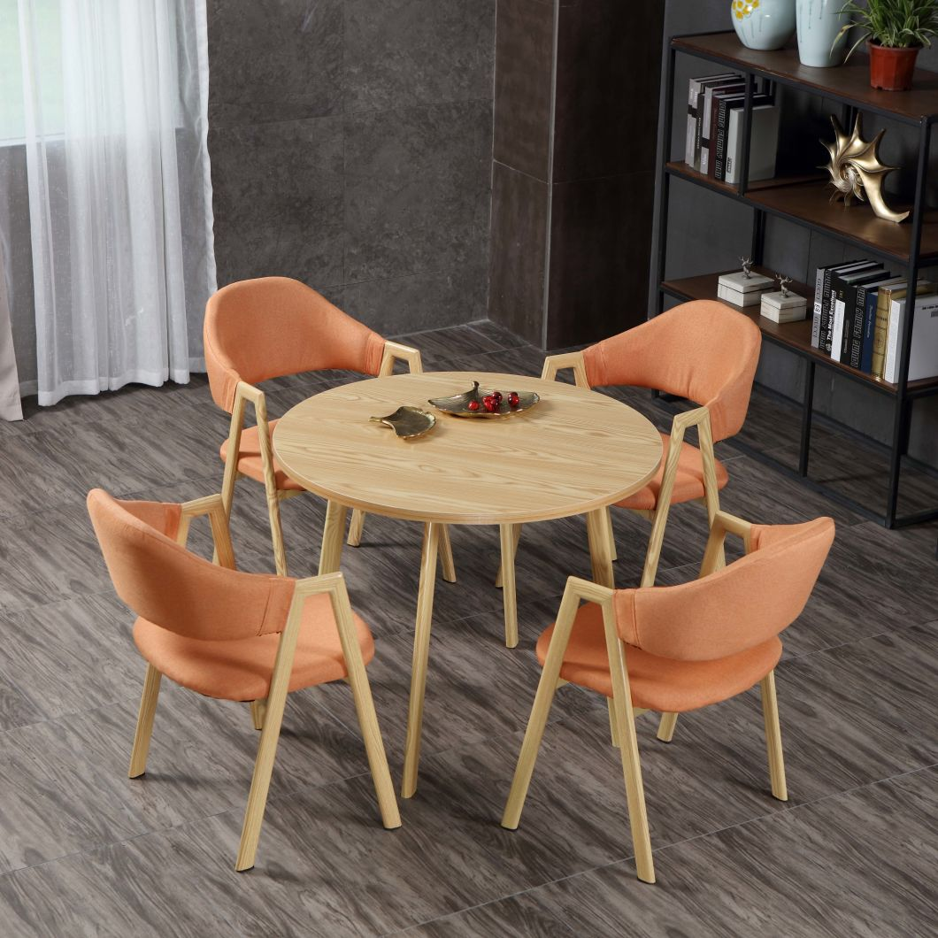 China Modern Design Dining Table Chair