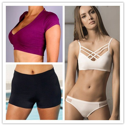Fetish Wear Lycra Nice Lycra Fabric for Underwear/Bikini