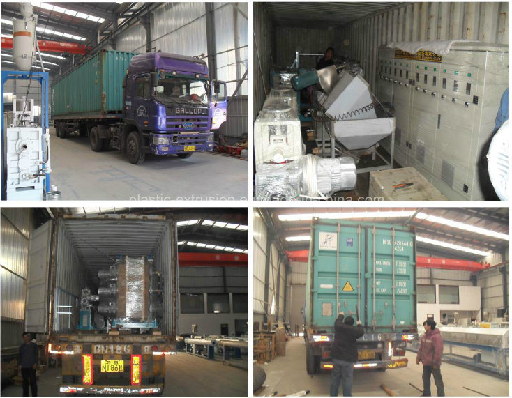 High Quality Multicolor Drink Straw Making Machine Extrusion Line