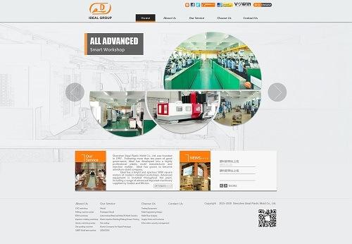 Fast CNC Machine Hand Making Rapid Prototype