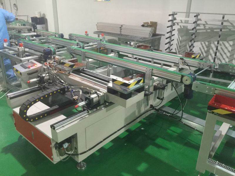 China Automatic Solar Perc Heterojunction Hit Hjt Pecvd