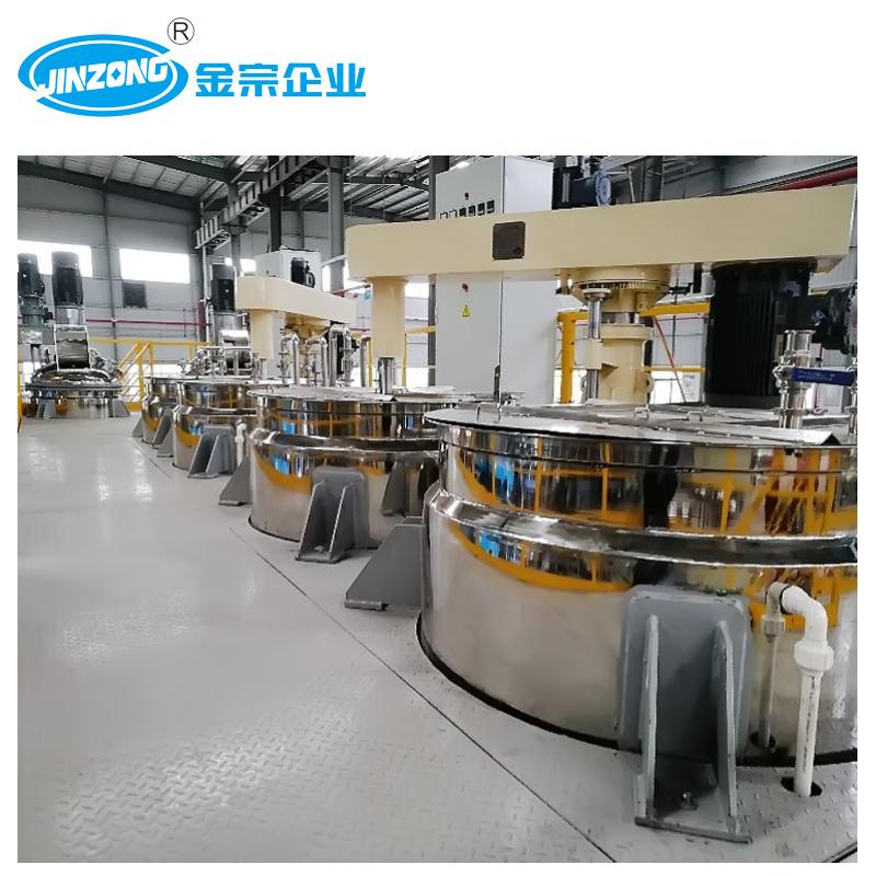 Jinzong Machinery realiable Metal Paint Production Line Equipment company-2