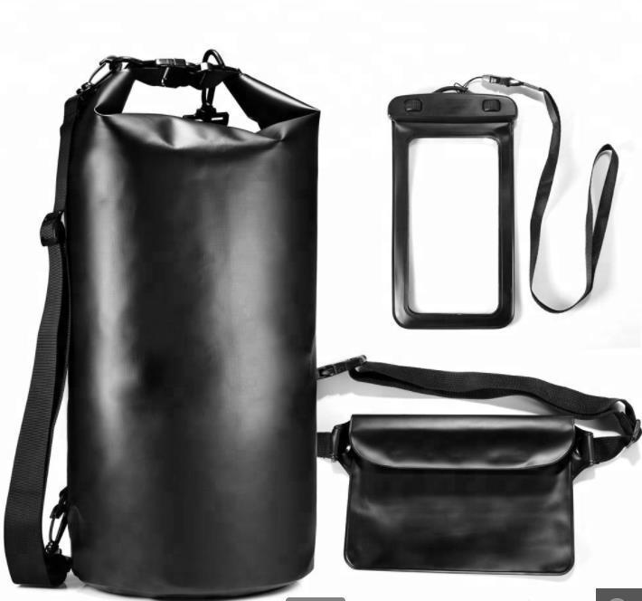 Color : Gray XIAMEND Travel Simple Nylon Waterproof Shoe Bag Storage Bag