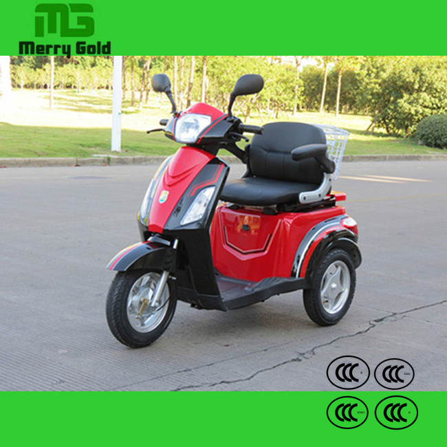 China Merrygold EEC 500W Three Wheel Electric Scooter