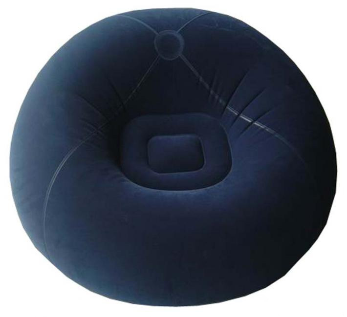 PVC Flocked Inflatable Fabric for Pillow/Garment/Sofa