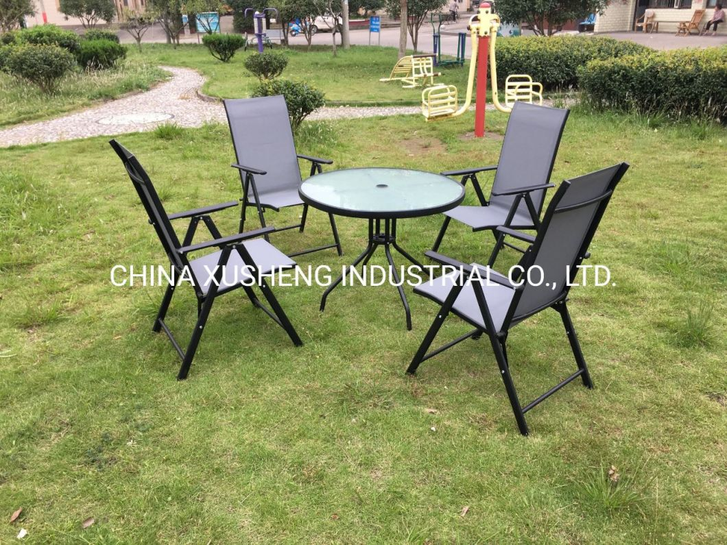- China Outdoor Restaurant Furniture Coffee Shop Chair Table Set