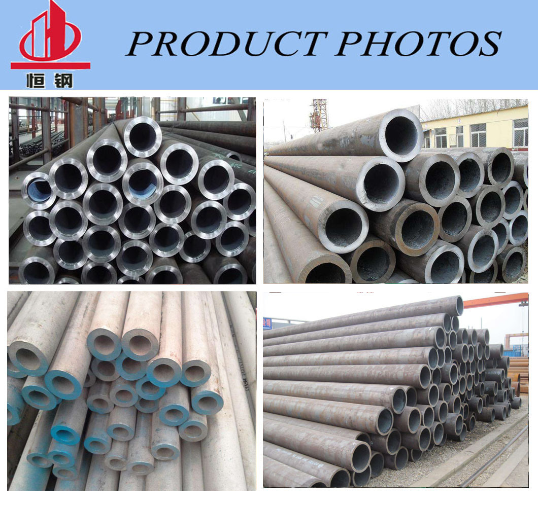 Carbon Seamless Steel Pipe for Structure Pipe