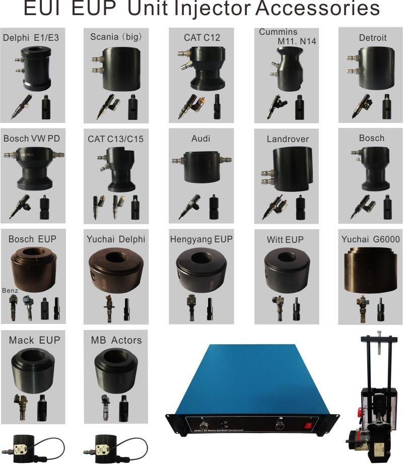 Multi Functional Common Rail Diesel Test Bench