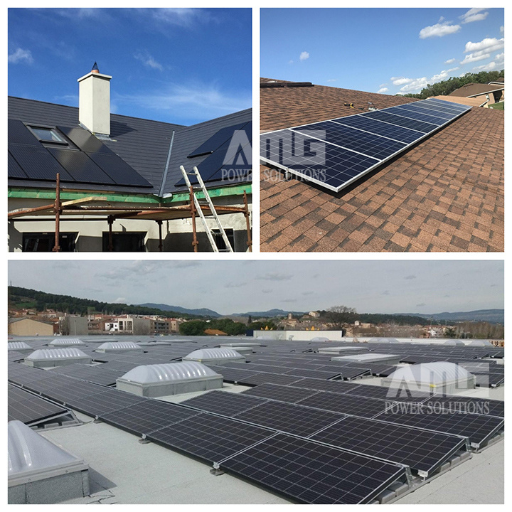 2kw Home Grid Tied Solar Kit for Malaysia /Mexico/ Turkey
