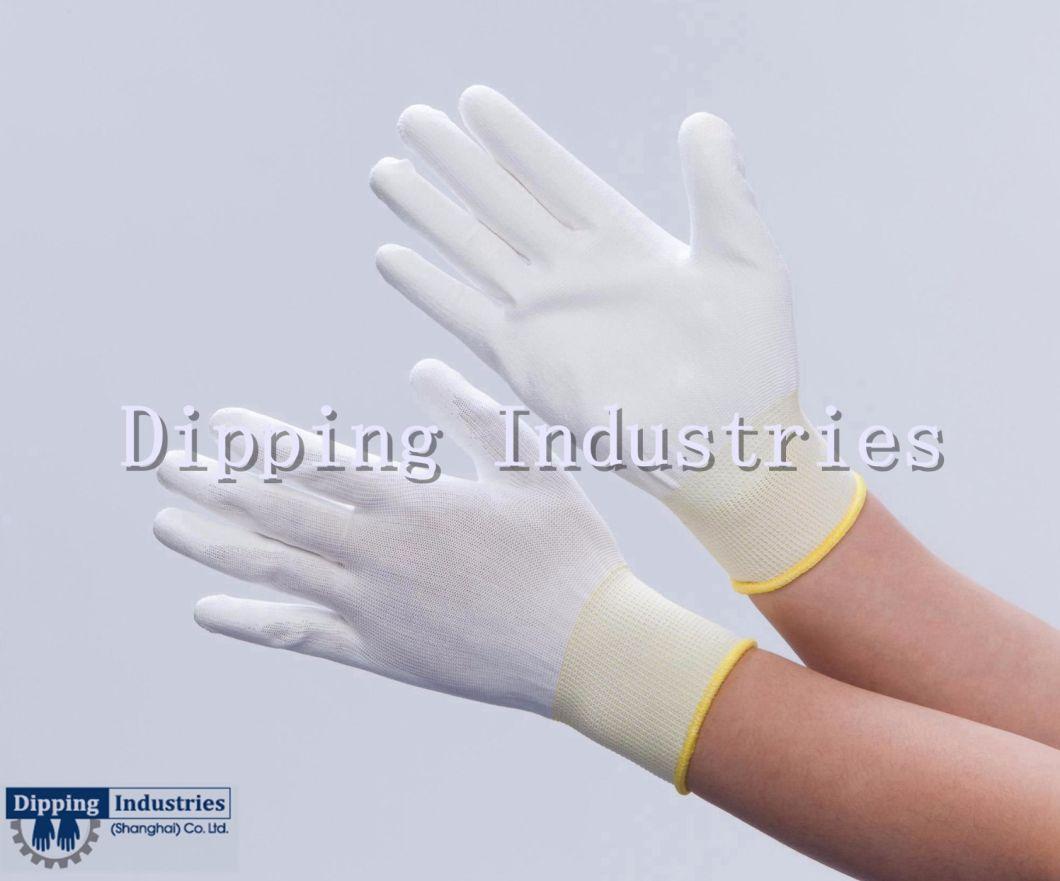 13G Polyester /Nylon Linder Glove Dipping Machine
