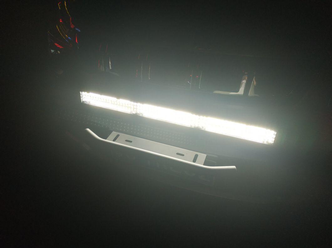 2019 CREE IP69K Mini Ultra Thin Low Profile 134W 12'' LED Light Bar for ATV/UTV