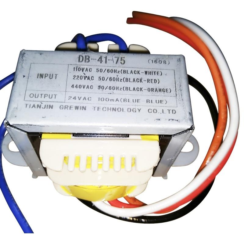 50Hz Ei Class 2 Power Transformer for Medical