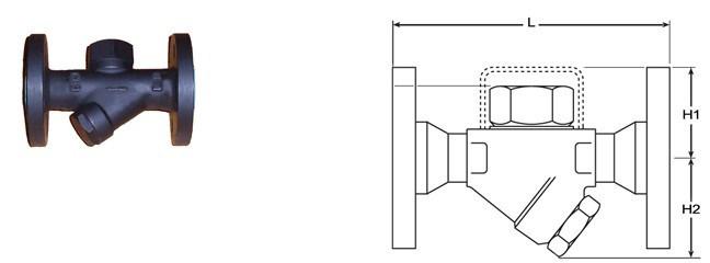 Thermodynamic Steam Trap (GATD42f)
