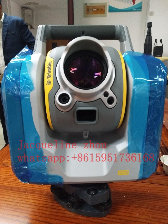 China Trimble Sx10 3D Laser Scanner Robotic Total Station - China