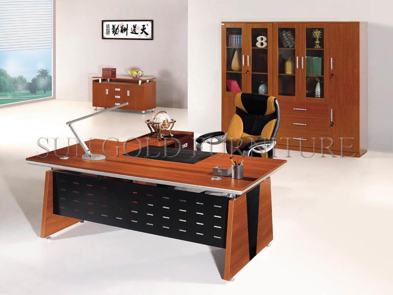 China Office Depot Computer Desk Boss