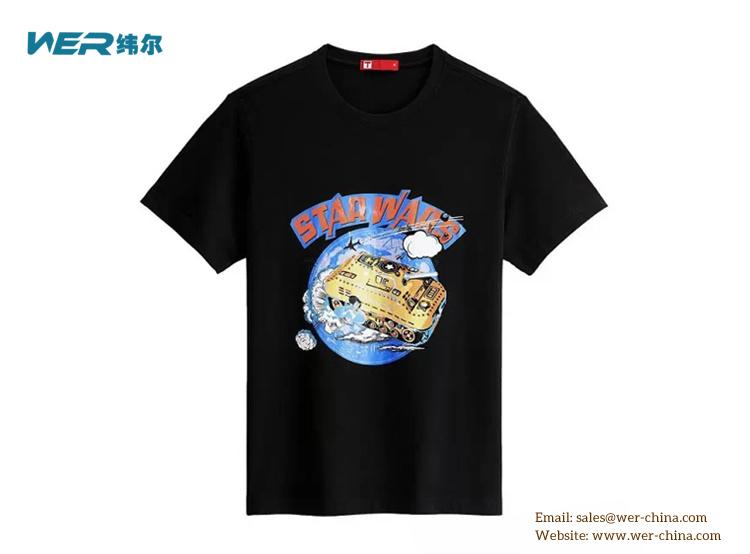 4b4cdf3e CE Approved A3 Small Size T-Shirt Printing Machine - WER Printer