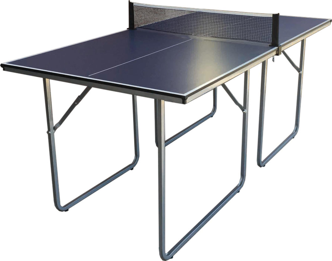 - Midsize Folding Ping Pong Table, Hot Selling Children Table Tennis