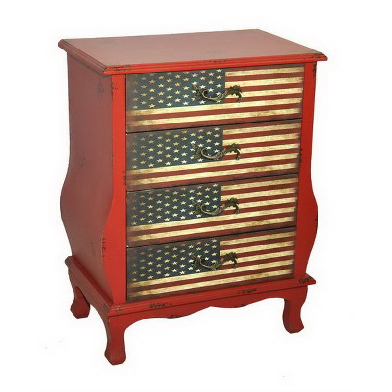 Oem Fashionable Mini Wooden Cabinet