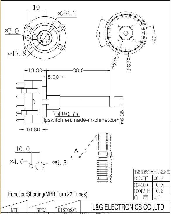 MBB <a href=https://www.lgswitch.com/en/index.html target='_blank'><a href=https://lgswitch.com/en/Rotary-Switches.html target='_blank'>Rotary Switch</a></a>ES
