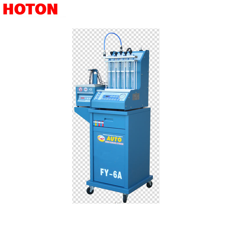 [Hot Item] Fy6a Fuel Injector Cleaning Machine