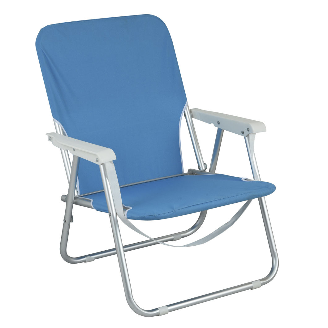 China Light Weight Aluminum Folding Beach Chair