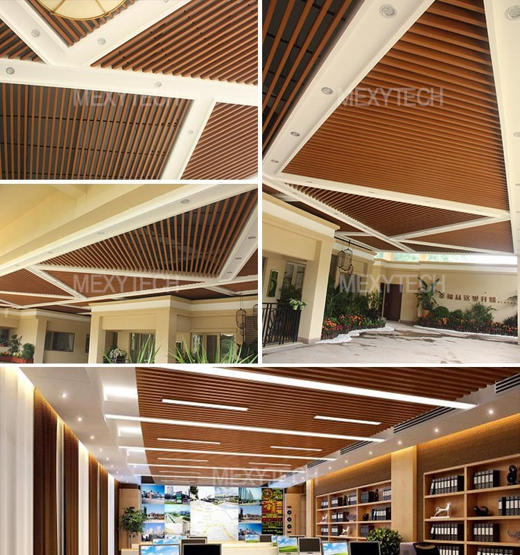 China Low Price Fast Installation Fireproof PVC Ceiling ...