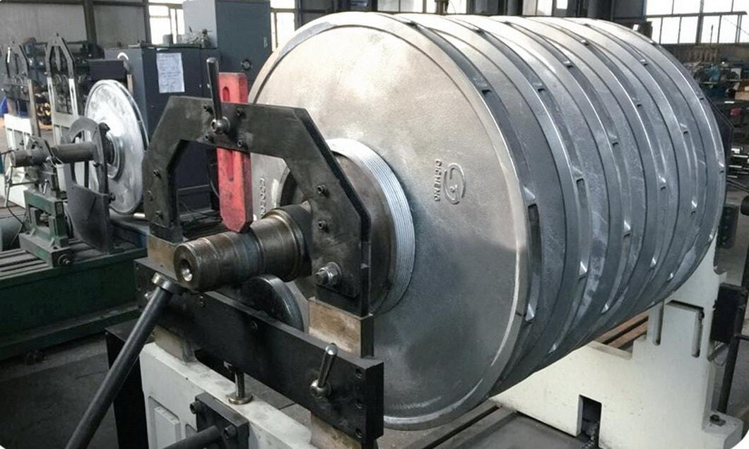 C35 China High Speed Centrifugal Blower More Efficient Than Roots Blowers