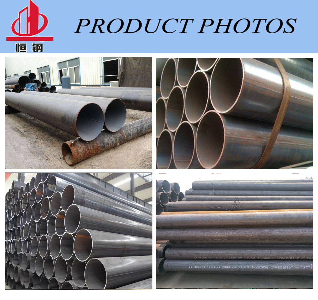 ERW Carbon Iron Steel Pipe/Carbon Steel Pipe/ Steel Pipe