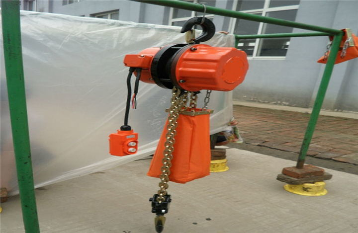 Small and Light Lifting Crane Chain Block with ISO