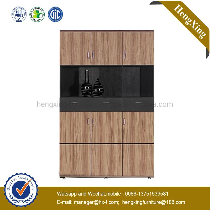 China Modern 3 Swing Doors Mfc Wooden