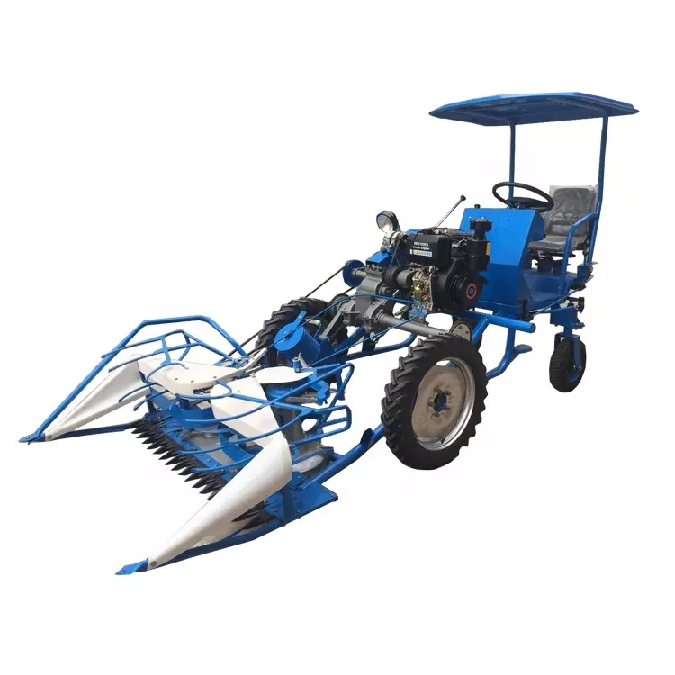 China New Model 4 Wheel Wheat And Rice Reaper Binder Price