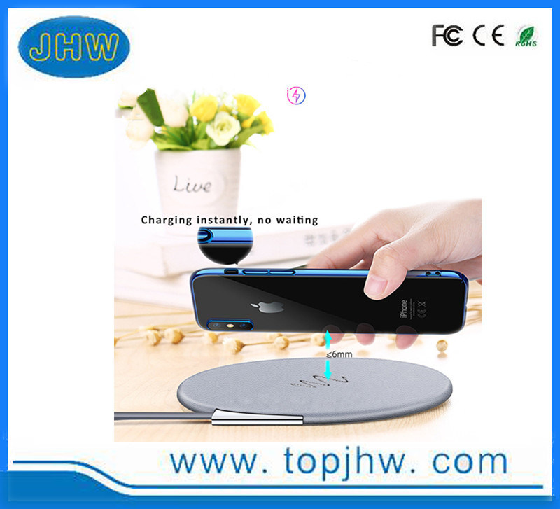 New Design Within USB Cable 10W Wireless Charger Pad