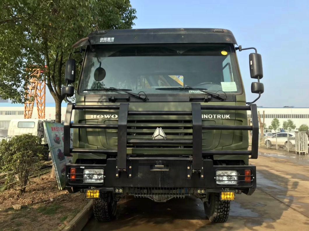 China HOWO Truck Sq14zk4q Truck Mounted Crane