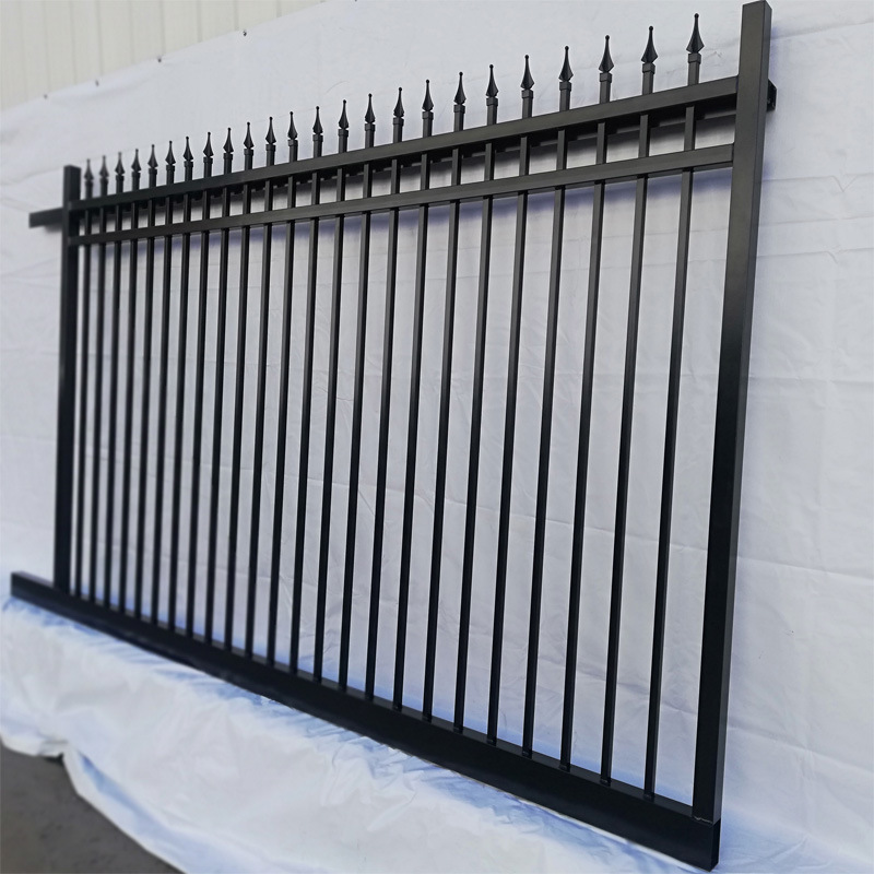 China Aluminum Metal Garden Main Gate Design Remote ...