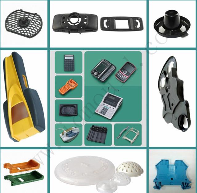 Plastic Rapid Prototype Mould