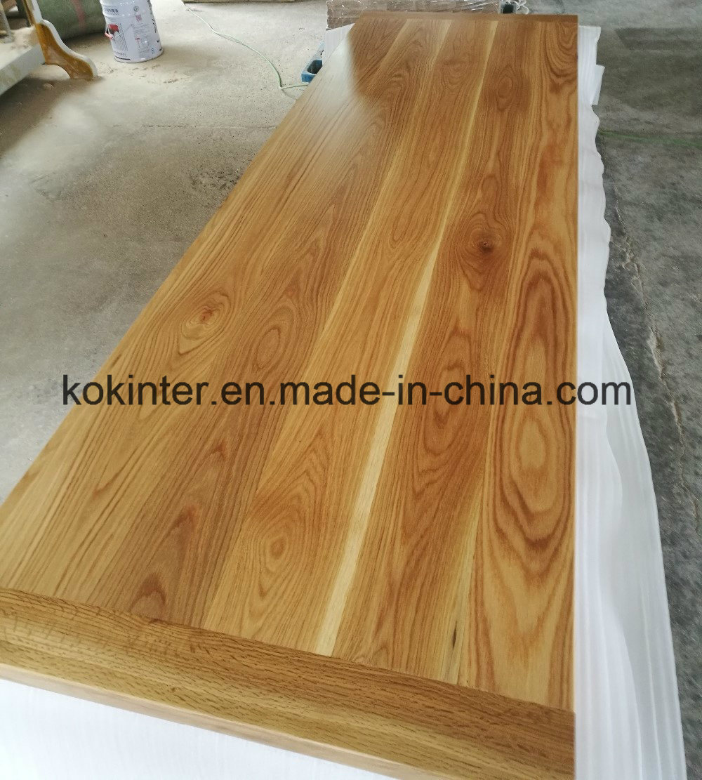 Wenge Oak Solid Wood Flooring china long bench solid wood table worktop countertop butch