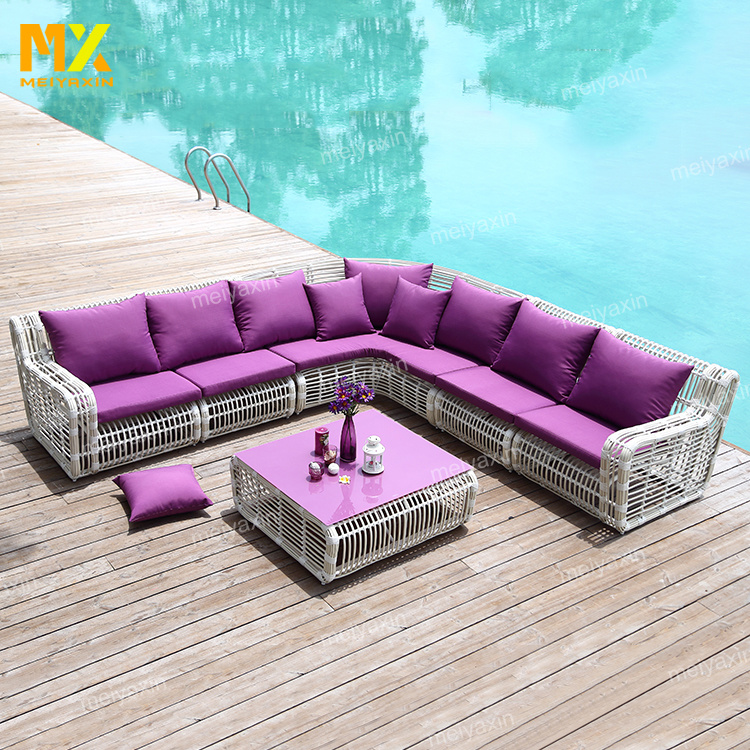 China Myx Hotel Modern Luxury Sectional