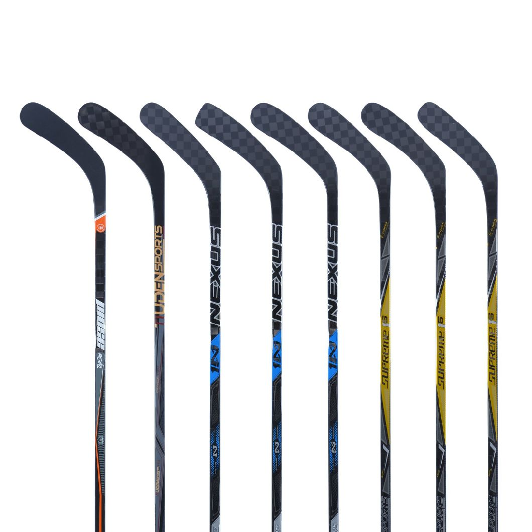 2018 New Model Cheap Player Used Professional Bauer Ice Hockey Stick