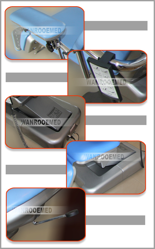 China Bxd102 Blood Collection Equipment Reclining Phlebotomy