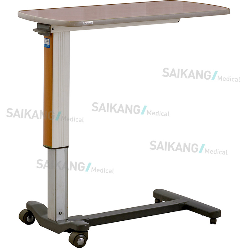 Skh046 فريق محترف طاولة طعام طبية عالية الجودة للمرضى بيع بالجملة أدوات طبية عالمية على Topchinasupplier Com