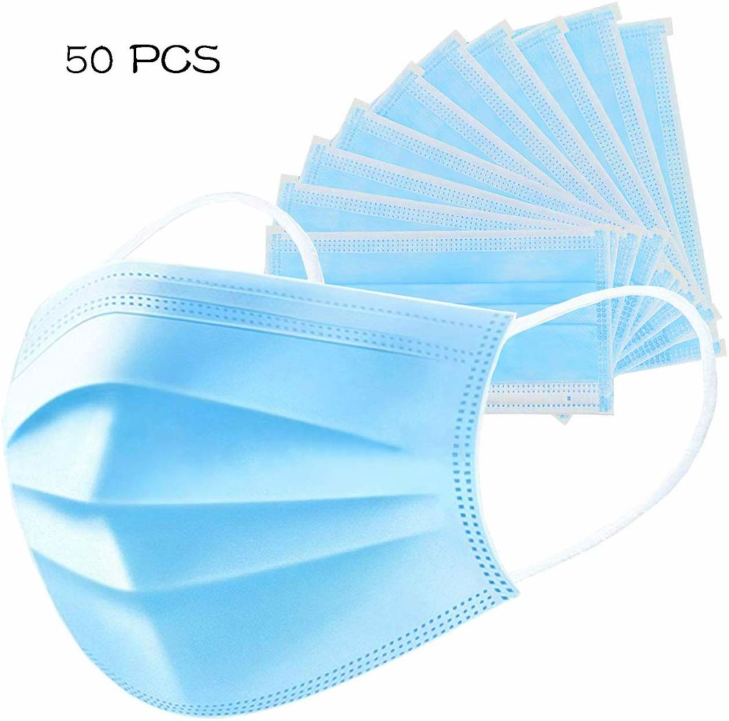 China 3 Ply Surgical Medical Face Mask Manufacturer Suppliers