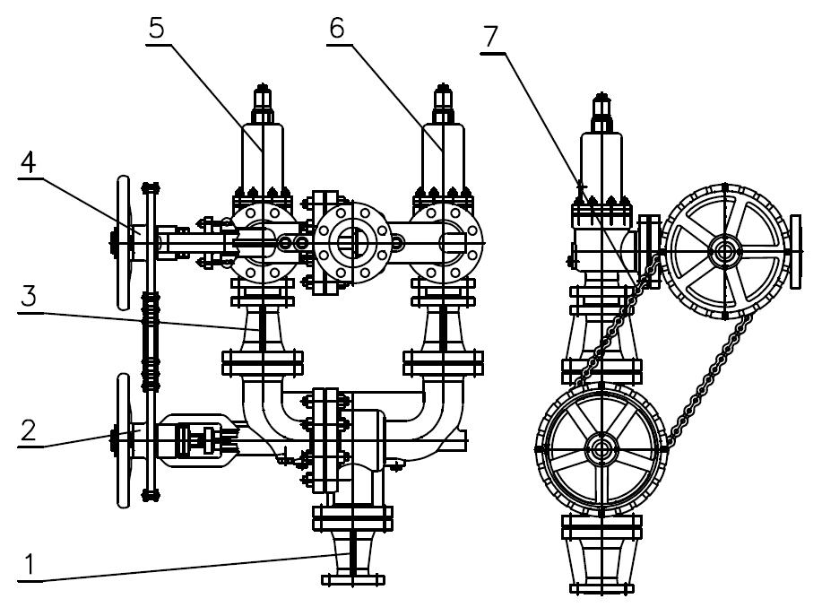 Lfqh-Double Interlocking Switch Safety Device