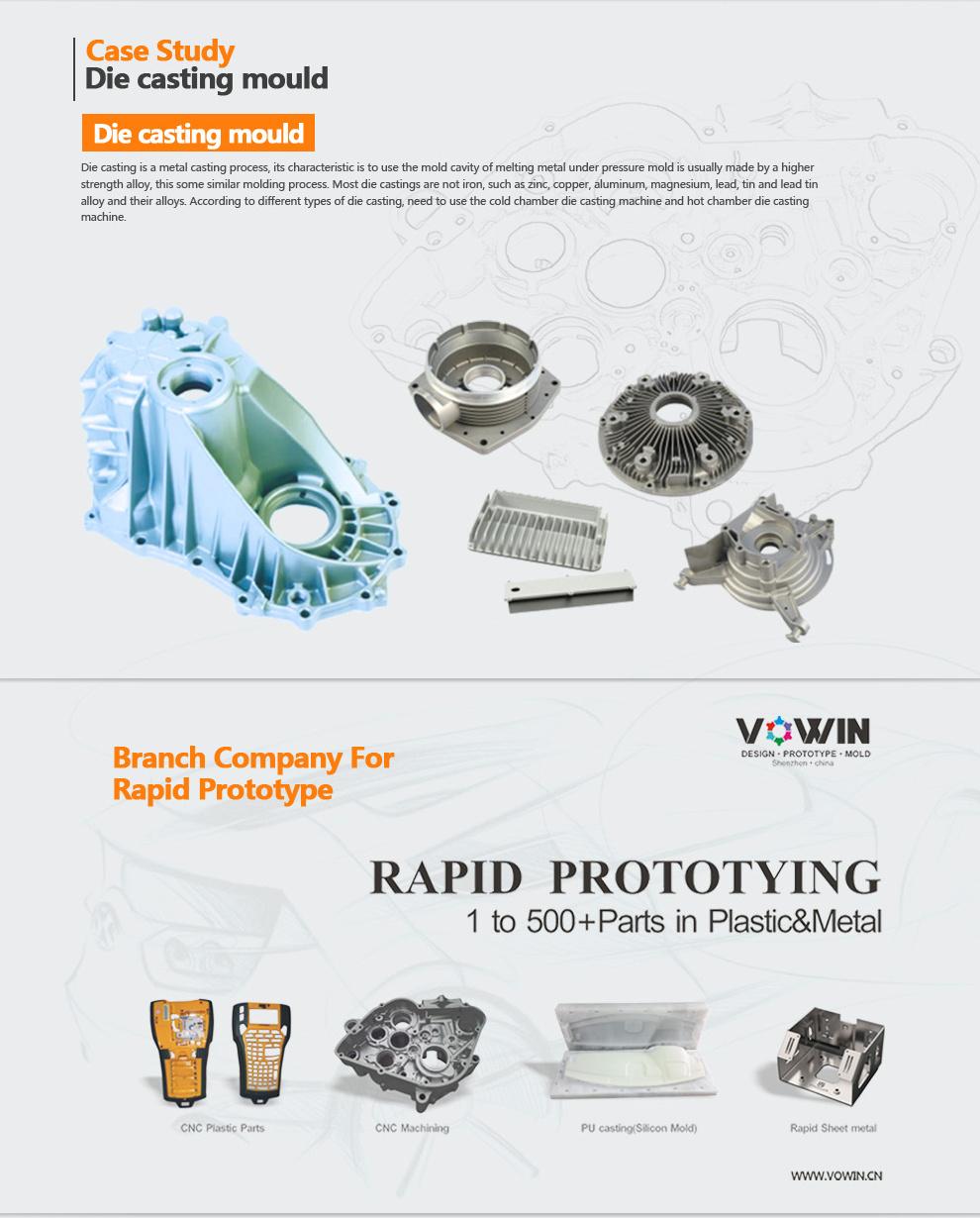 Auto Part plastic Mold /Plastic Mould for Plastic Parts