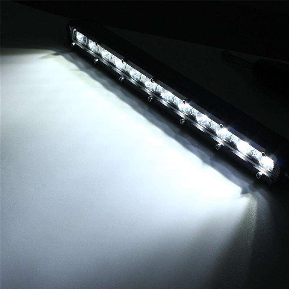 126W 46'' Auto Part Spotlight Super Slim LED Light Bar for Truck Offroad